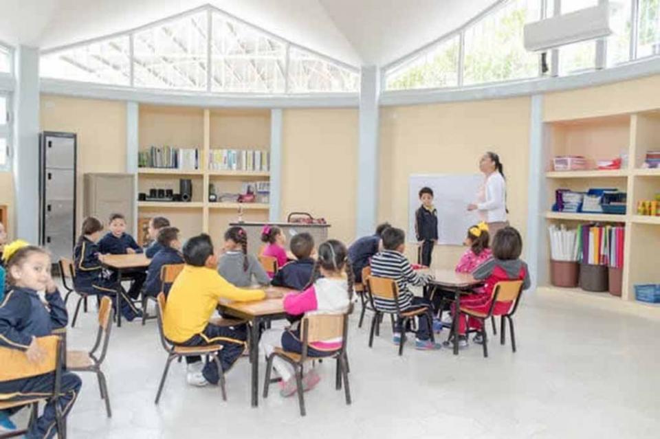 Construye Gobierno Estatal infraestructura educativa para garantizar cobertura escolar