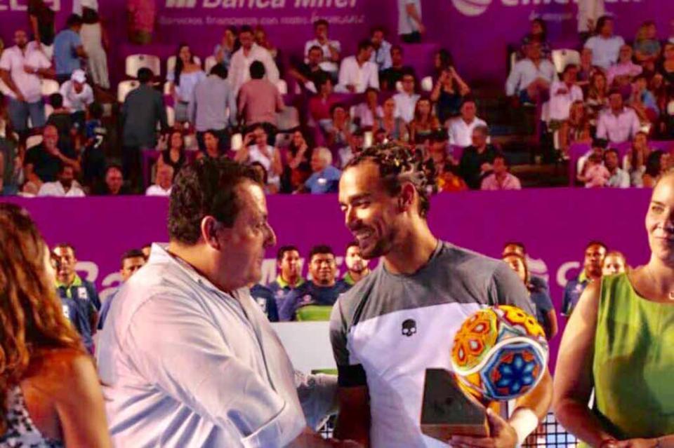 Con gran éxito se lleva a cabo el abierto de Tenis ATPLos Cabos