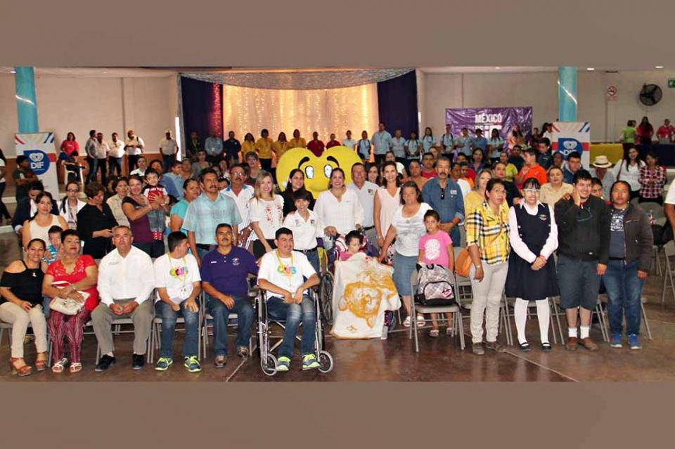 Trabajamos por mejorar la calidad de vida de las personas con discapacidad: GVM
