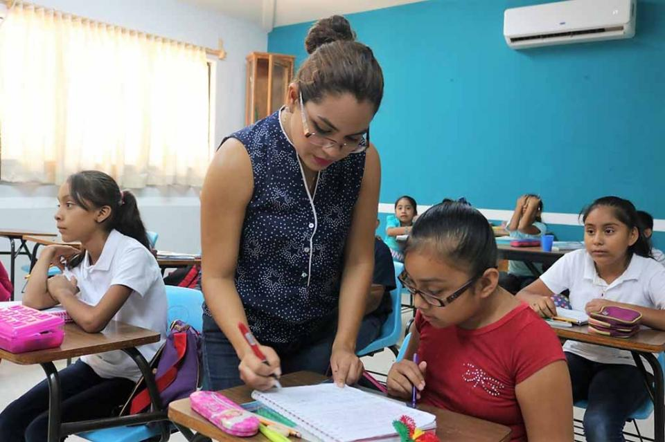Apertura SEP tres planteles para niños migrantes en BCS