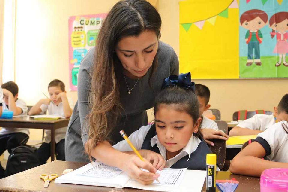 Contratará SEP a maestros del nivel primaria
