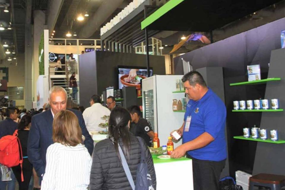 Presente BCS en la edición 2018 de La México Alimentaria Food Show