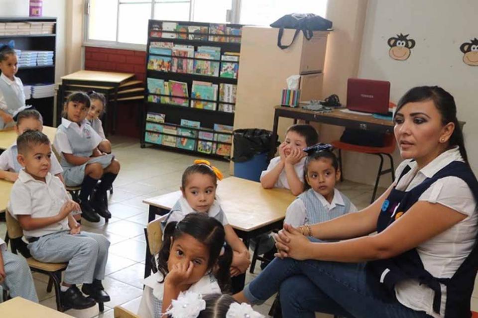 Ingresarán en BCS más de cuatro mil alumnos en el nivel preescolar: SEP