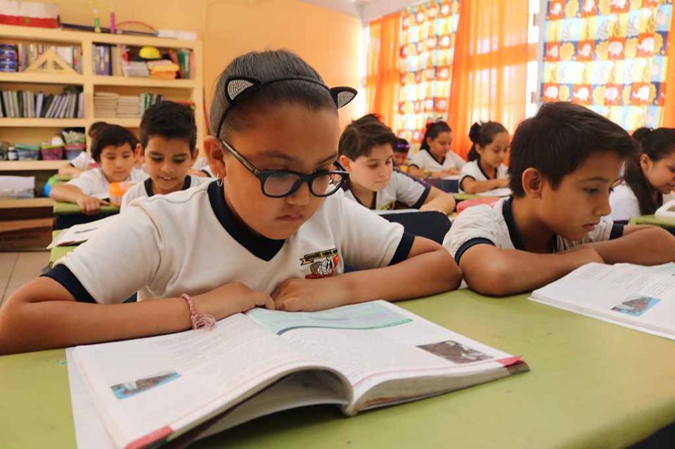 Aplicará SEP examen planea diagnóstica a más de 13 mil alumnos de cuarto grado de primaria EN BCS