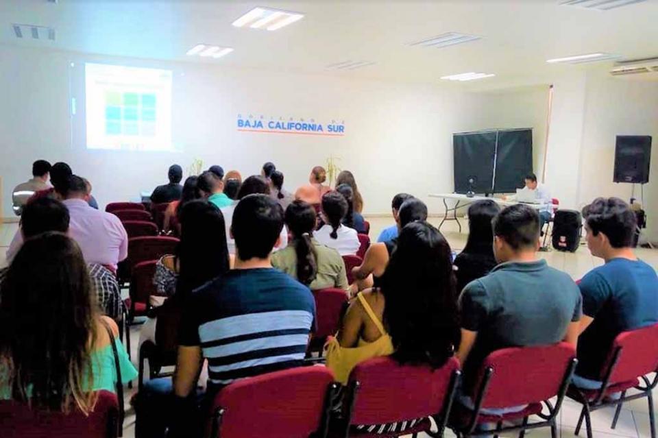 Se capacitan empresarios de La Paz, Los Cabos y Comondú