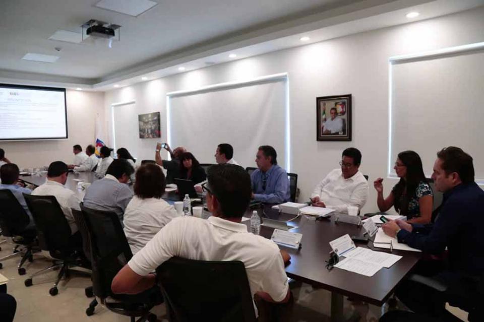 Sesiona consejo estatal para la competitividad de LAS MIPYMES