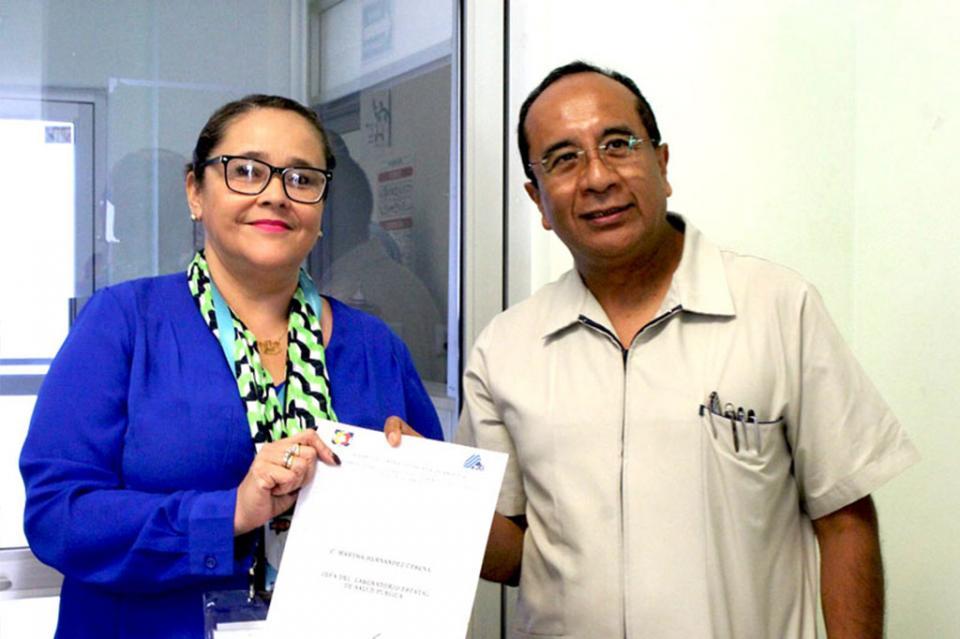 Laboratorio de Salud Pública es fortaleza médica y productiva para Baja California Sur