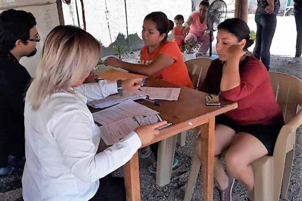 Capacitación para el autoempleo a comunidades del municipio de Comondú