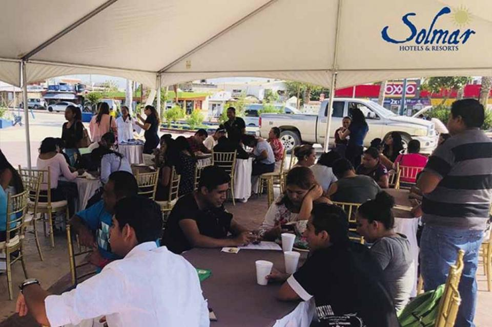 Se incrementa el reclutamiento y capacitación de personal en empresas de Los Cabos