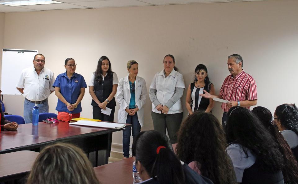 Secretaría de Salud capacita a personal de la UABCS en grupos reflexivos