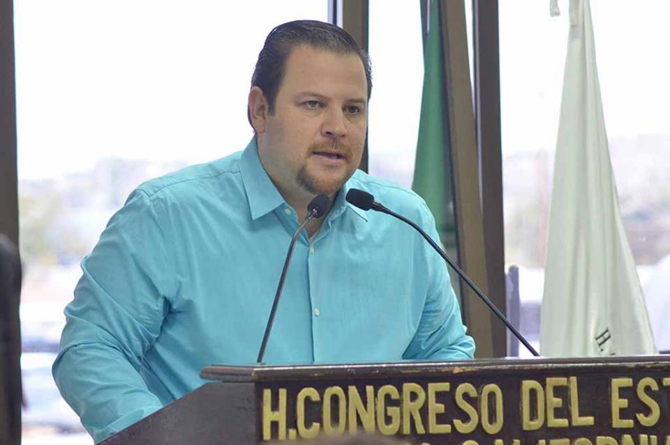 """""""Cumplimos con nuestra labor como representantes populares"""": Dip. Alejandro Blanco Hernández"""