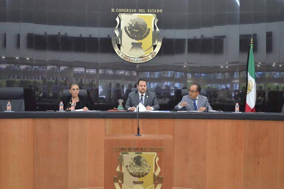 Cierra actividades la Diputación Permanente