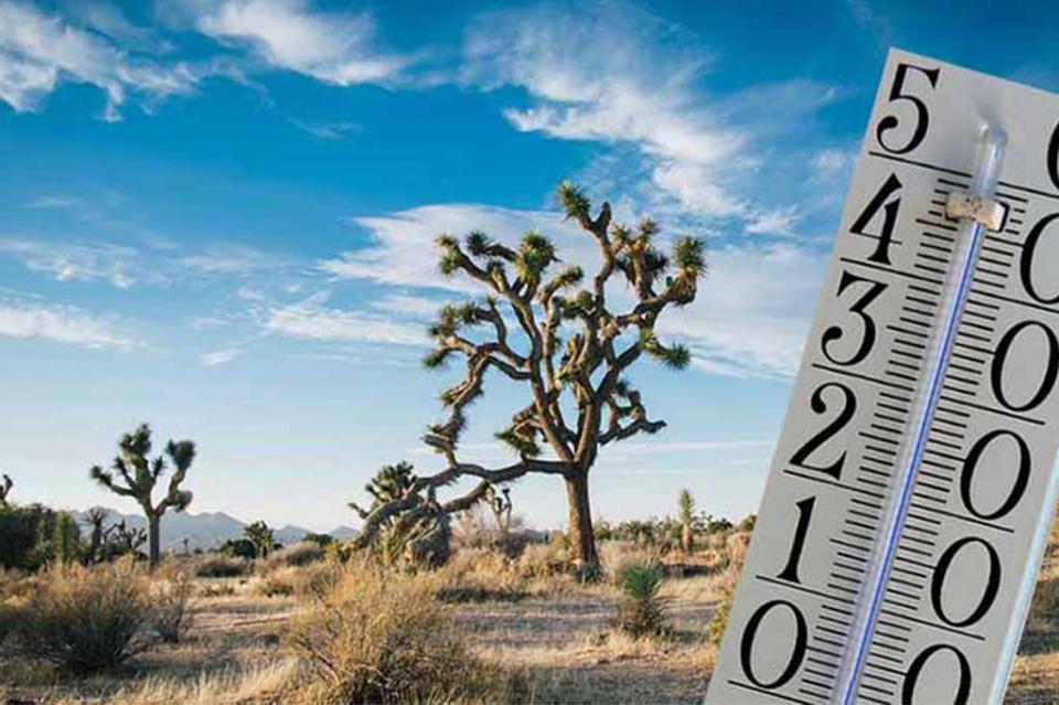 Perfilan a 2018 como el cuarto más cálido desde 1850