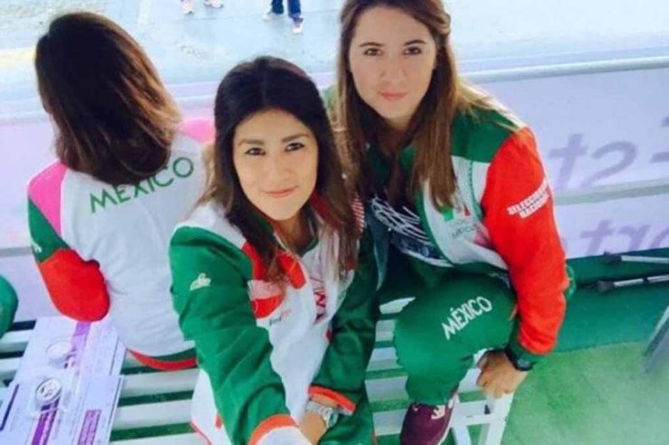 Mexicanas Alanís y Montemayor ganan oro en canotaje de Barranquilla 2018
