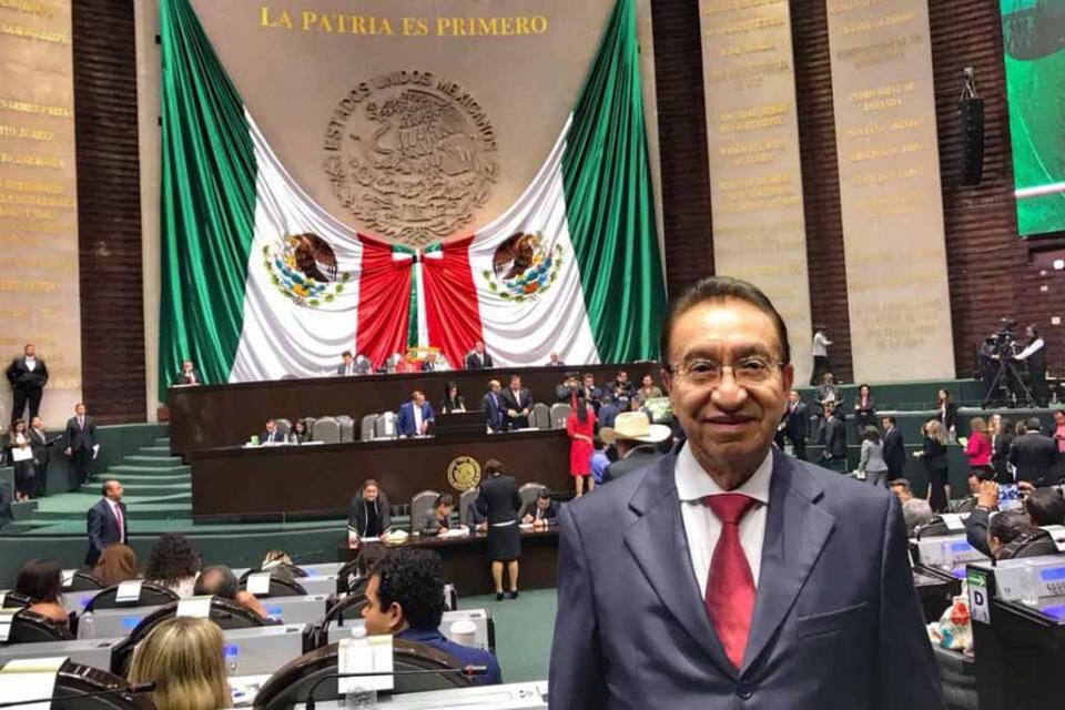 Isaías González Cuevas, será la voz de los trabajadores y de los sudcalifornianos en la Cámara de Diputados