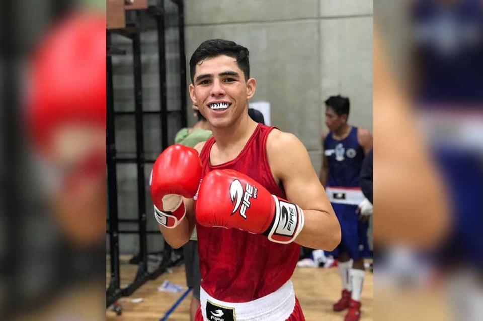 Avanzan boxeadores en el Festival Olímpico