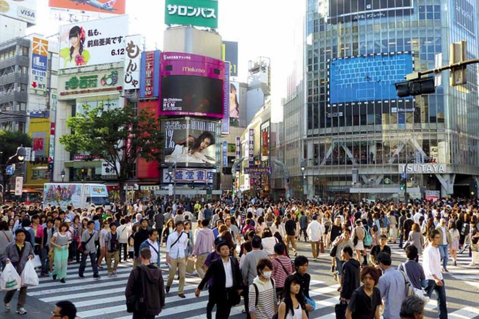 Japón inició reapertura de empresas en 39 prefecturas