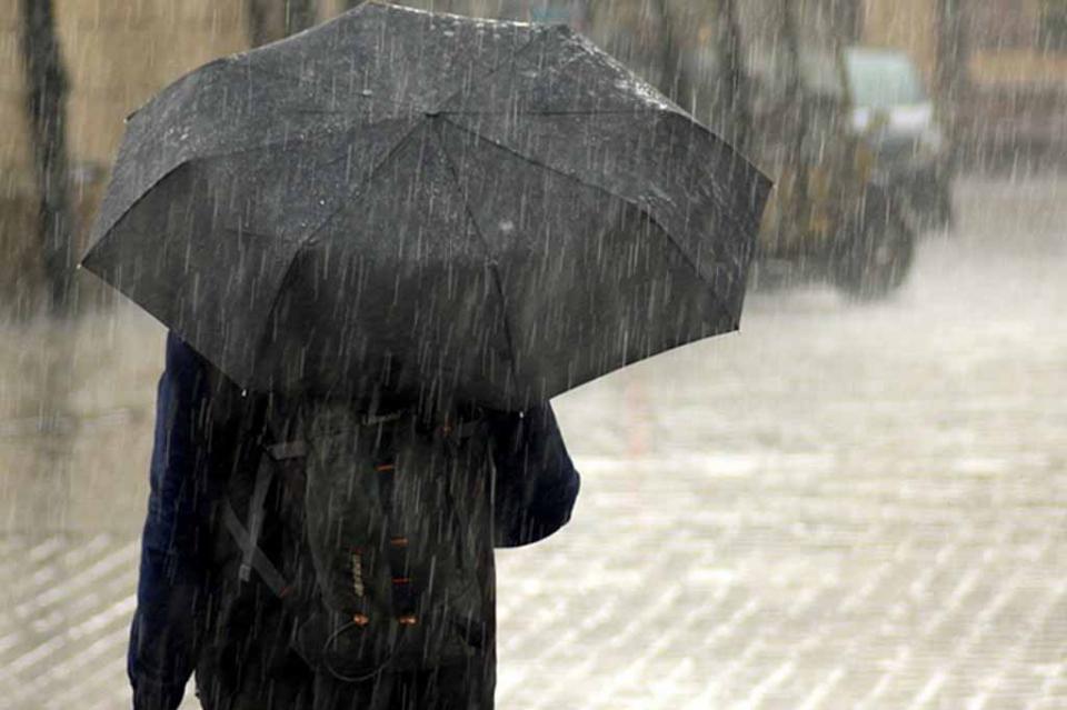 Pronostican lluvias de diferente intensidad en 31 estados