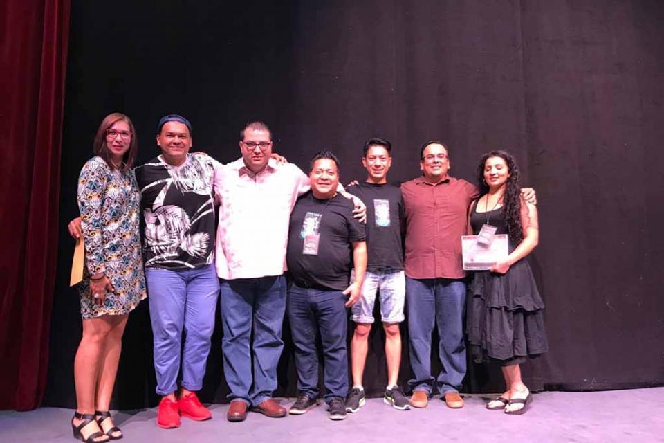 """Con """"Kasandra"""" Los Cabos obtiene suplencia en la Muestra Estatal de teatro 2018"""