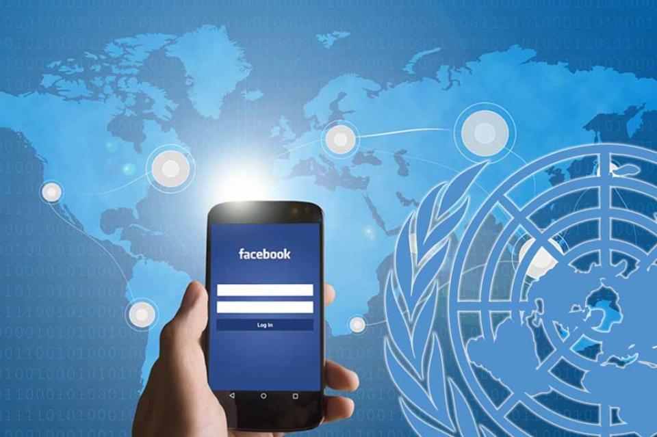 """La ONU pide a Facebook ser """"proactivo"""" contra el discurso de odio"""
