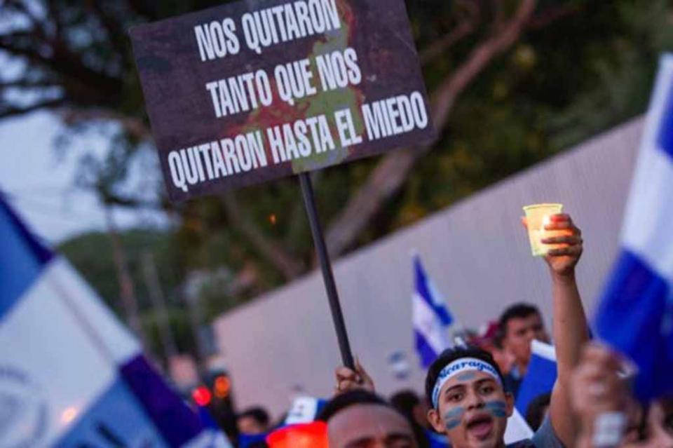 Se contabilizan 322 muertos en protestas en Nicaragua CIDH