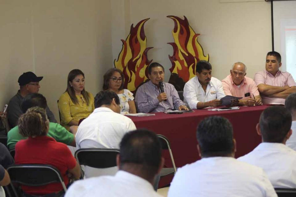 Conoce el sector obrero de BCS el Plan Nacional Nueva Era CROC