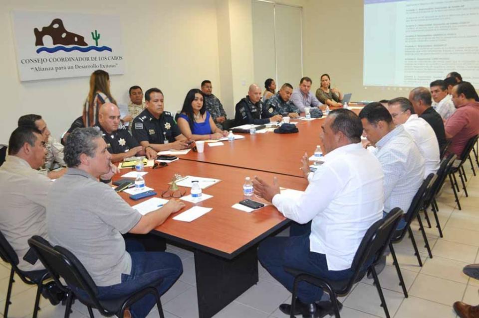 Coordinación interinstitucional funciona en materia de seguridad: CCC