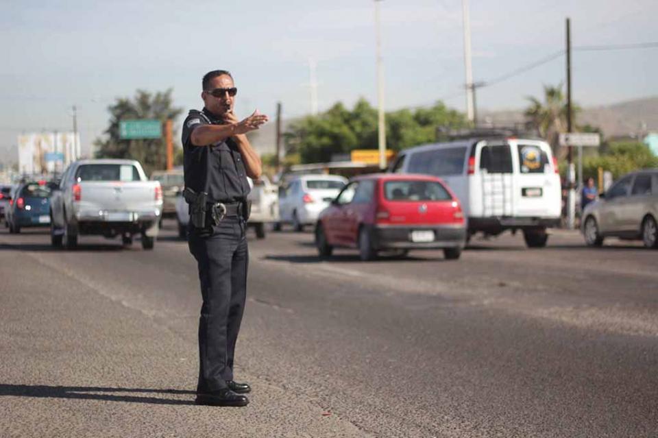 Preparada la dirección de seguridad pública, policía preventiva y tránsito municipal para este regreso a clases