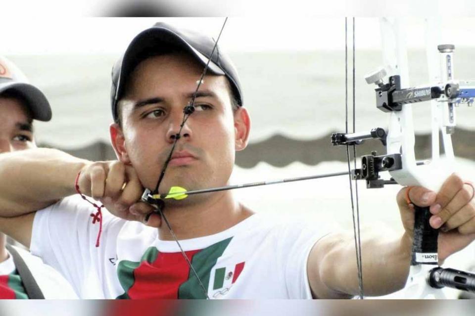 Clasifica Antonio Hidalgo en el panamericano de tiro con arco