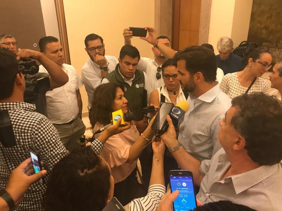 Revisará Semarnat si Los Cardones cumple o no con la normatividad vigente: Pacchiano