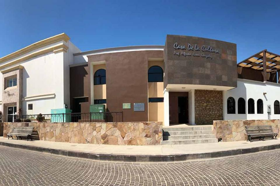 38 millones de pesos se han invertido en la remodelación del teatro y la Casa de La Cultura