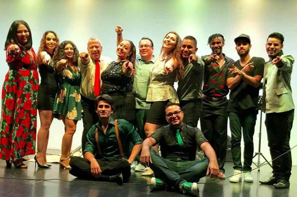 """Presentó IMCA, el musical """"Los Cabos canta Luis Miguel"""""""
