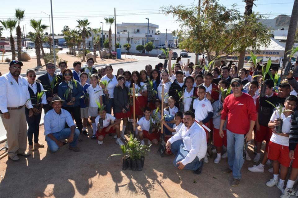 Se realizaron programas ambientales con gran éxito en Los Cabos