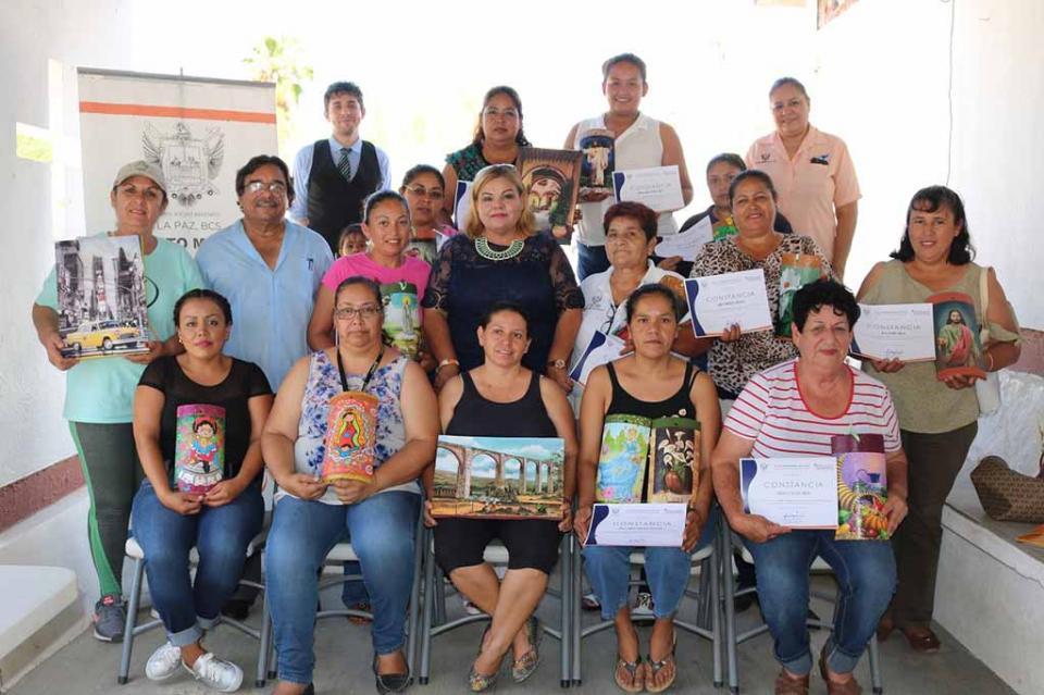 25 mil acciones fueron realizadas en pro de las mujeres del municipio de La Paz
