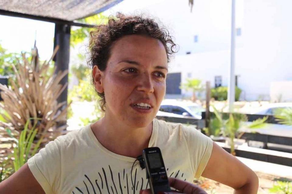 Trabaja Gobierno de Los Cabos con centro comunitario El Ganzo