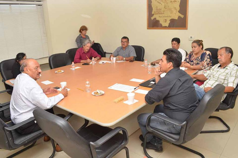 La XV espacio abierto para la sociedad de Baja California Sur: Esteban Ojeda Ramírez