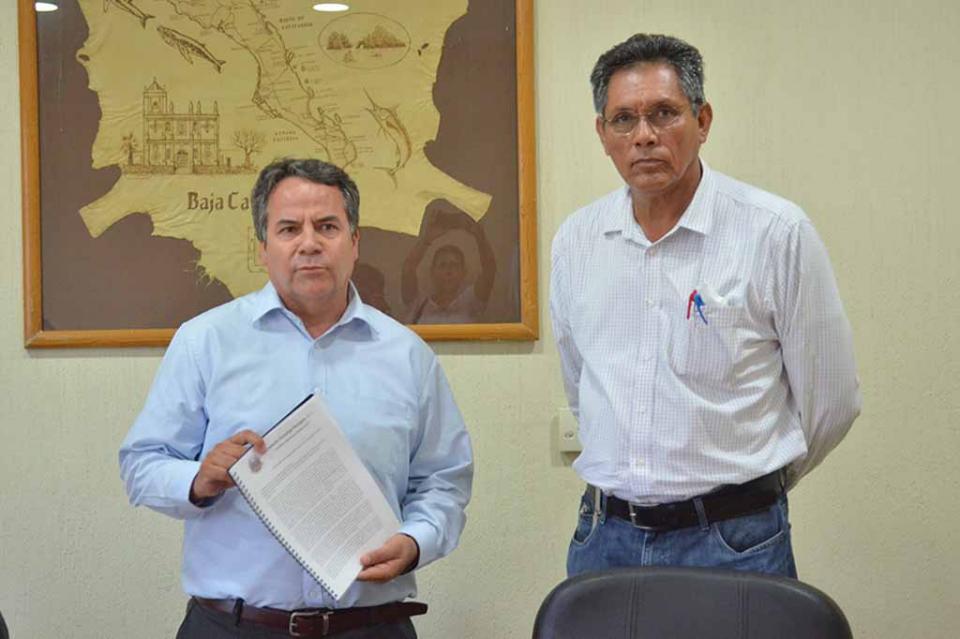 Solicitan al Congreso del Estado se declare Sudcaliforniano Ilustre a José Antonio Mijares