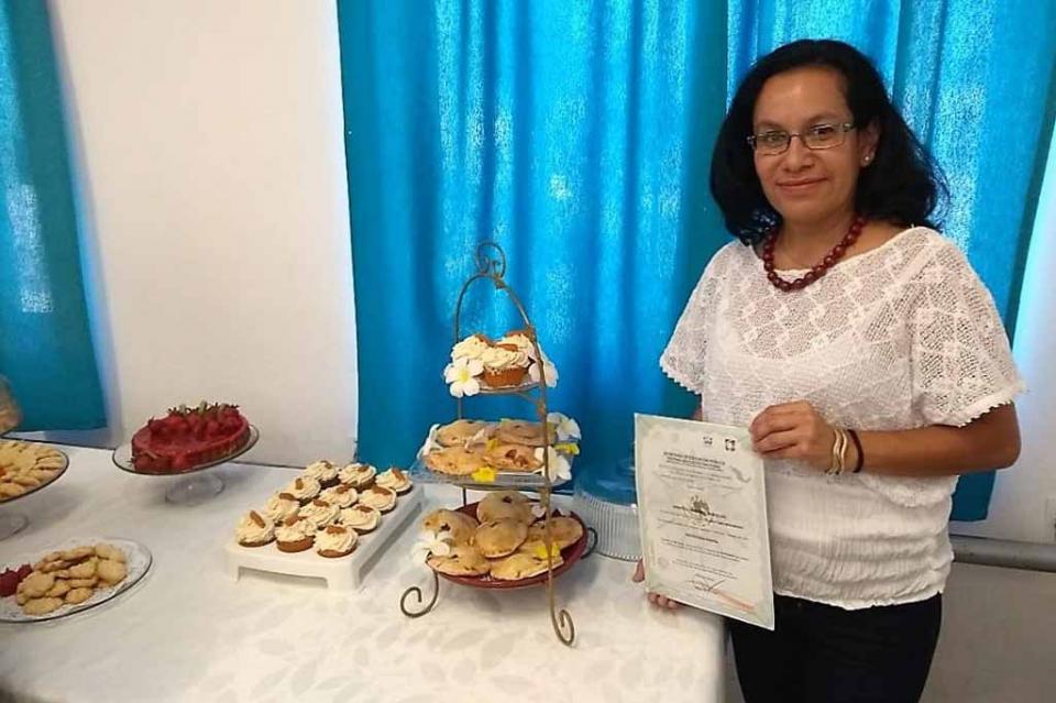 Mejores oportunidades de capacitación para las mujeres de BCS