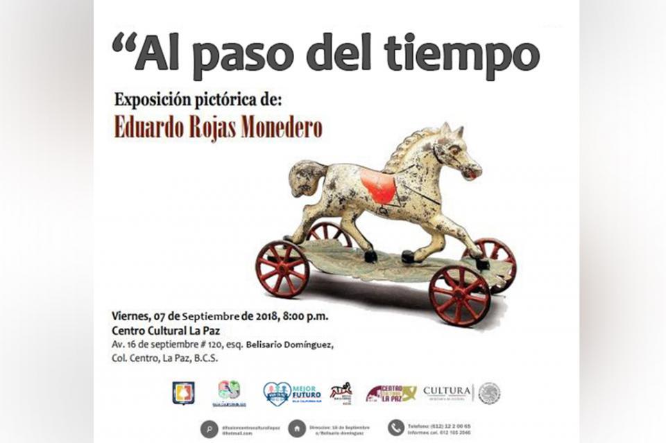 """Todo listo para la inauguración de la exposición """"XVI Bienal de Artes Visuales del Noroeste"""""""