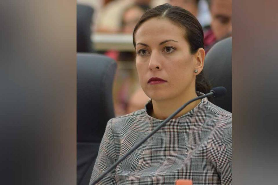 """""""Defenderemos los derechos de los sudcalifornianos a tener un medio ambiente sano"""". Diputada Milena Quiroga Romero"""