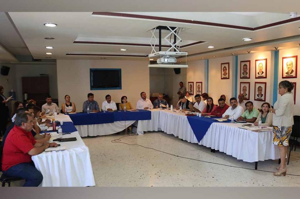 Realiza SEP segunda sesión de Comité Técnico para la Educación Básica en BCS