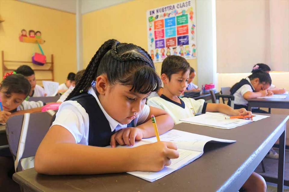 Se aplicó prueba planea diagnóstica a alumnos de cuarto grado de primaria
