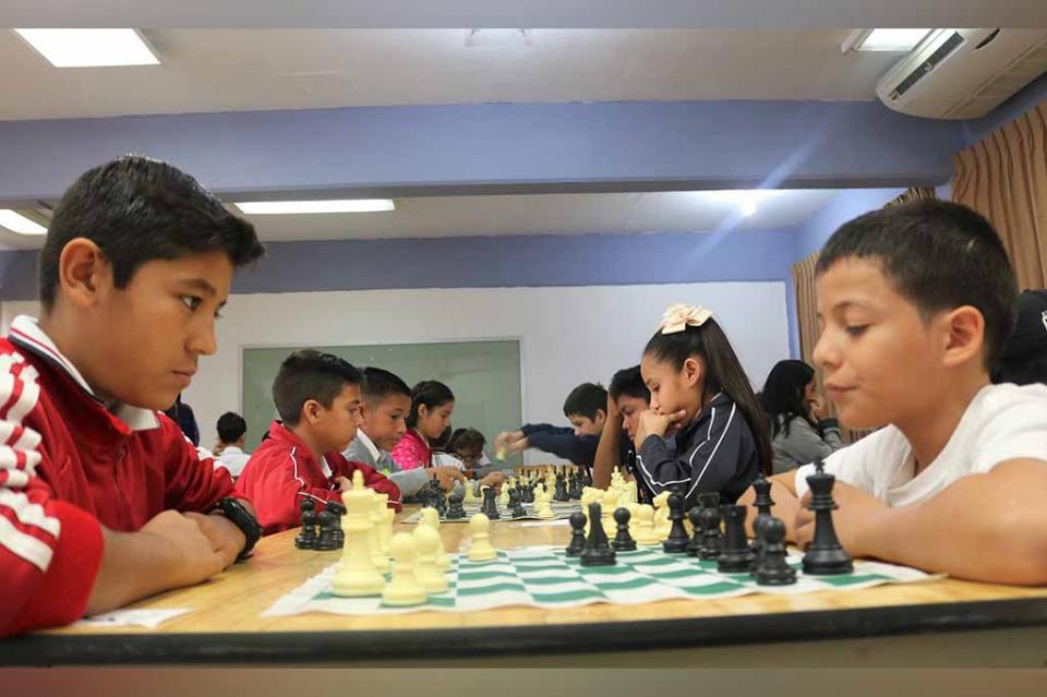 BCS a la vanguardia en la enseñanza del ajedrez