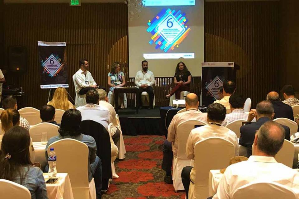 Participa BCS en sexta Reunión Nacional de Comisiones Fílmicas Veracruz 2018