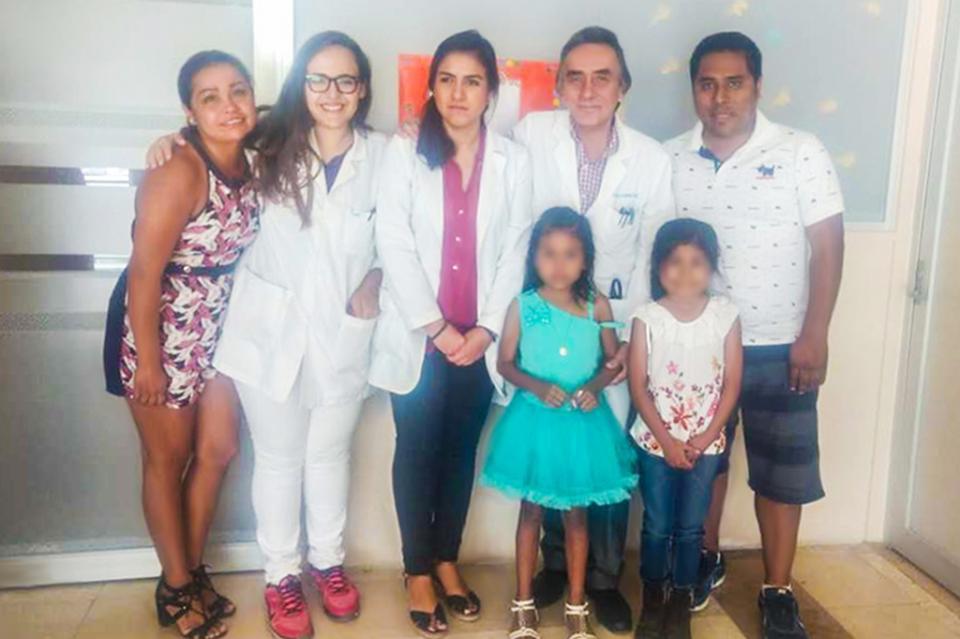 Pacientes han logrado su alta de Oncopediatría en el Hospital Salvatierra