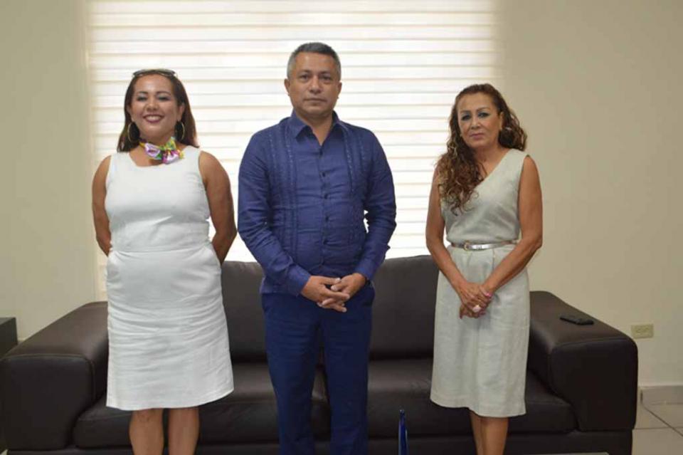 Acuerdan SSPE y consejo ciudadano mayor coordinación en el combate de delitos
