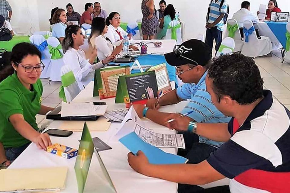 Supera meta segunda Feria de Empleo en Ciudad Constitución