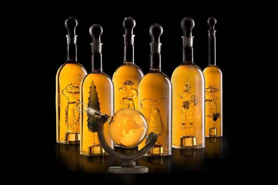 Production Hacienda Tequila La Cofradia Telling stories…