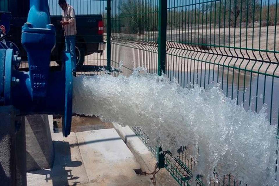 Habitantes de la comunidad La Trinidad ahora cuentan con servicio de agua seguro