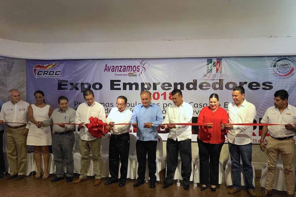"""Llega a Los Cabos """"Expo Emprendedores de BCS"""" promovida por el Diputado Federal Isaías González Cuevas"""